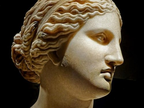 Gli Dei a colori: la segreta policromia delle statue antiche