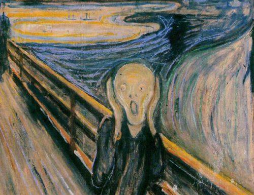 """Munch: """"così ho sentito il grido dentro di me"""""""