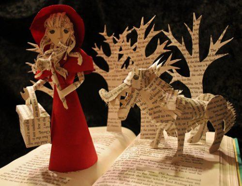 Jody Harvey-Brown: l'artista che trasforma i libri in sculture