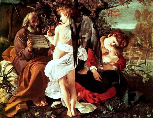 Il Cantico del Caravaggio: le note svelate