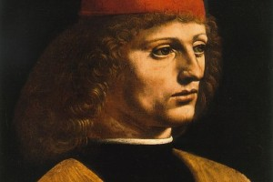 Il 'Ritratto di musico' di Leonardo e il  mistero del cartiglio svelato dal restauro