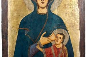 La 'Madonna della Catena' nella chiesa di San Silvestro al Quirinale: cenni sull'iconografia e sugli interventi di restauro