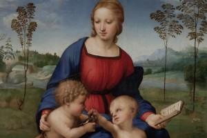 """La Madonna del cardellino: il restauro e il """"commento sonoro"""" di Gianna Nannini"""
