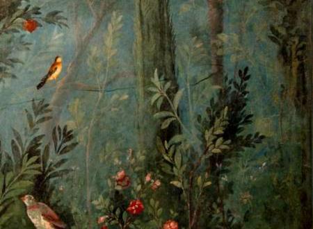 La pittura parietale romana: artificio, meraviglia, gusto per il paesaggio