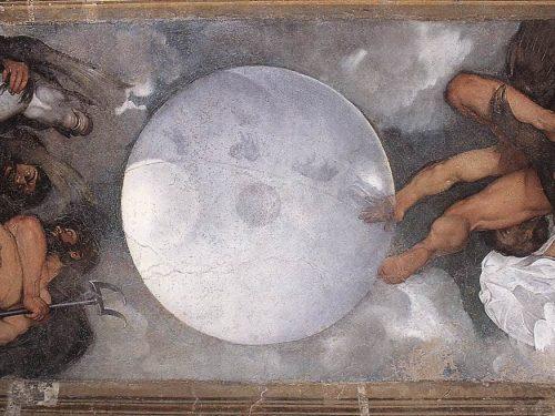 """Giove, Nettuno e Plutone a Villa Ludovisi: l'unico """"affresco"""" noto di Caravaggio"""