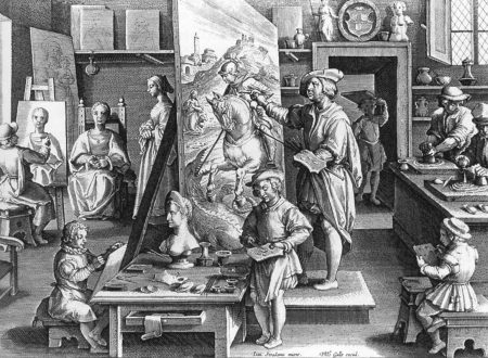 Collezioni in bottega: le raccolte degli artisti tra Quattro e Seicento