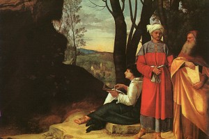 Centri artistici e tradizioni di restauro in epoca rinascimentale e barocca