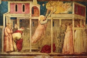 La corrente Purista e la riscoperta degli affreschi di Giotto in Santa Croce