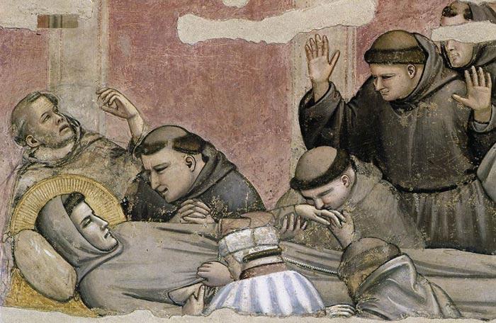 Giotto, affreschi della Capella Bardi