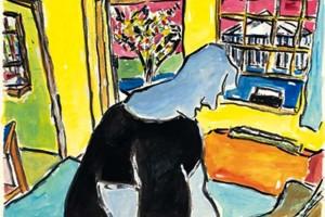 Un'arte tira l'altra: da Bob Dylan a Paul McCarteney, ecco i musicisti pittori