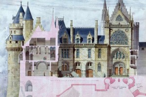I restauri di Eugène Viollet-le-Duc: teoria e prassi