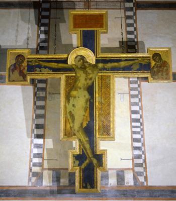 Crocifisso, Cimabue, Museo dell'Opera di Santa Croce