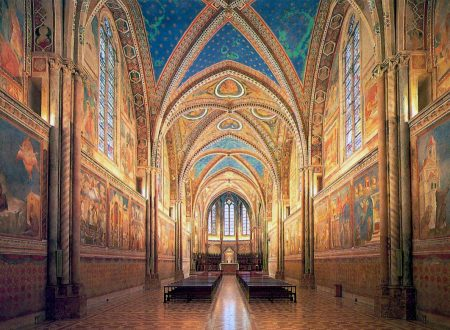 Giotto ad Assisi: le storie di San Francesco