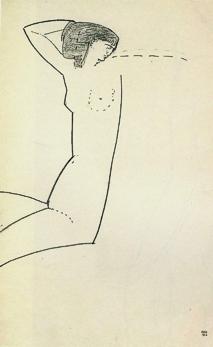 Modigliani achma