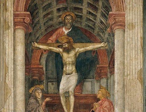 La Trinità di Masaccio: storia e restauri