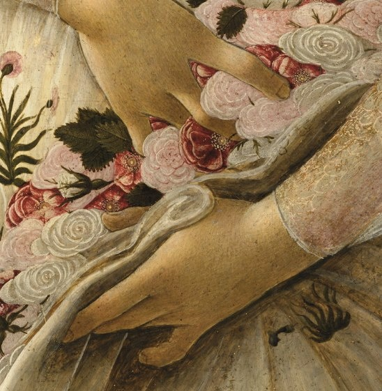 an analysis of sandro boticellis art piece primavera La primavera from sandro botticelli art itineraries  but the masterpiece still lends itself to analysis in order to understand  sandro botticelli la primavera.