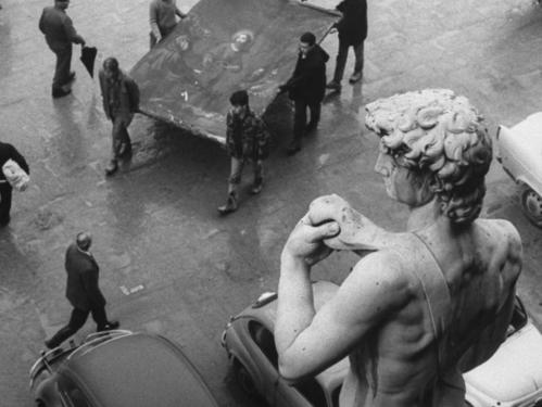Firenze e l'alluvione del 1966. Problemi e restauri