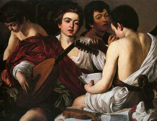 Caravaggio e la musica