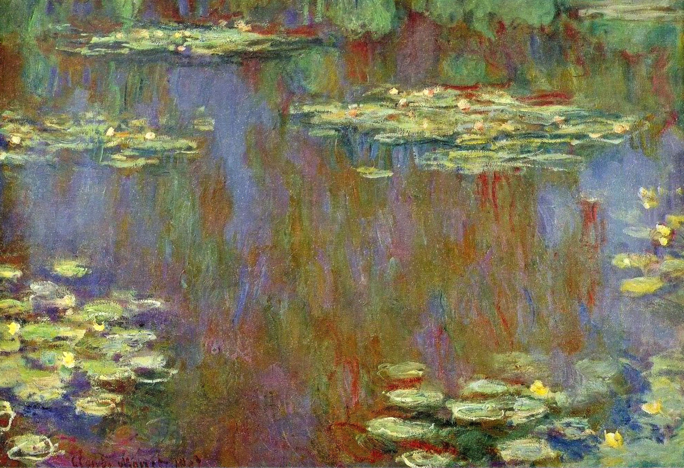 water-lilies-1907