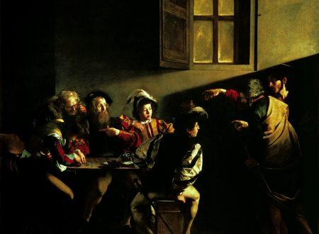 Dentro l'opera: la 'Vocazione di San Matteo' di Caravaggio
