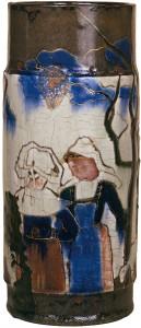 Vaso con scene bretoni (1887-1888)