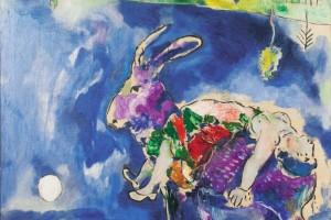 Marc Chagall, colori per sognare. Le illustrazioni per le fiabe di La Fontaine