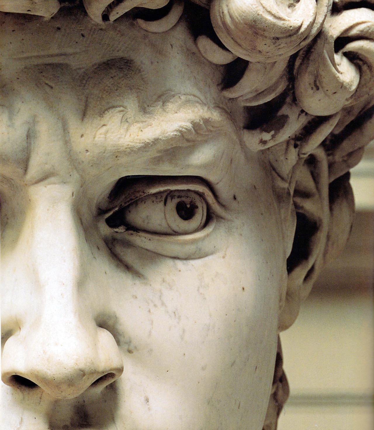 michelangelo-david-detail-face