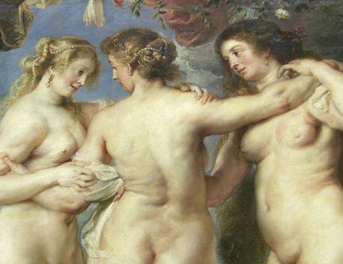 Il nudo nel Seicento tra sacro e profano