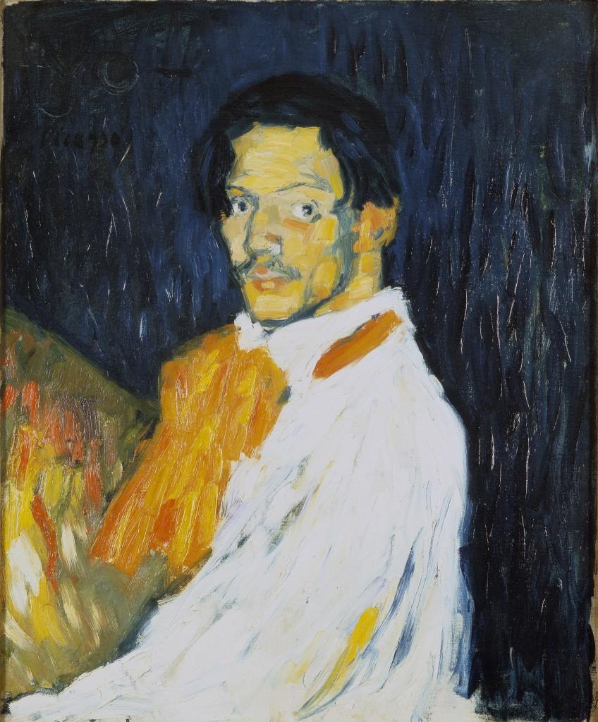 7a.-Picasso-Self-Portrait-Yo-Picasso