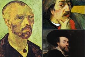 Test: sai riconoscere un artista dal suo autoritratto?