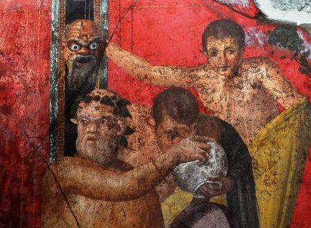 Il famoso 'rosso pompeiano'? In realtà era un giallo. Le ipotesi del Cnr di Firenze