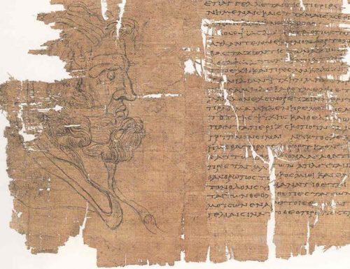 Il papiro di Artemidoro: una storia incredibile e misteriosa