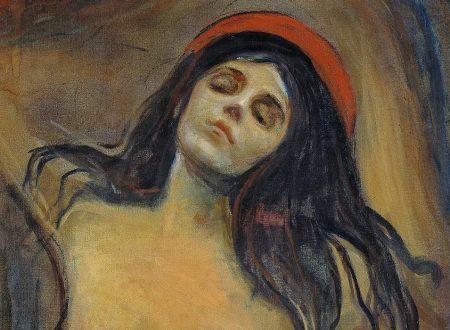 """Edvard Munch: """"La mia Madonna"""". Uno scritto d'amore"""