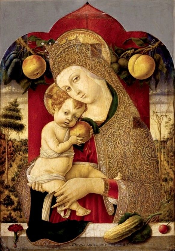 Madonna Lochis Crivelli