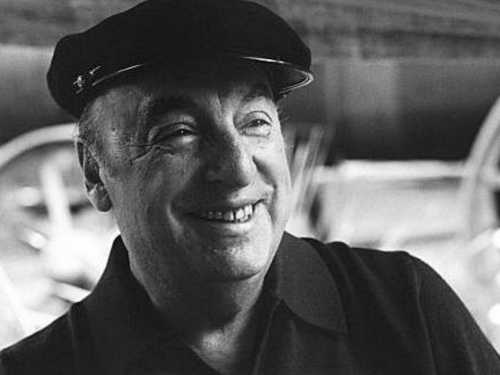 """""""Ode al giorno felice"""": i meravigliosi versi di Pablo Neruda"""