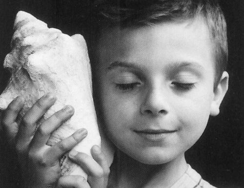 """Federico García Lorca: """"Conchiglia"""". Con uno scatto di Edouard Boubat"""