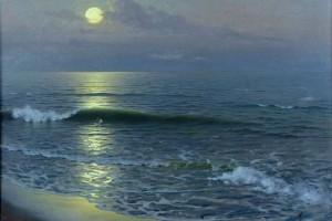 """Gabriele D'Annunzio: """"O falce di luna calante"""""""