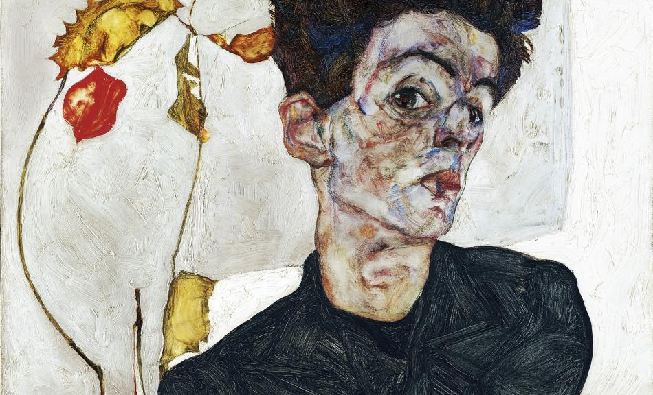 """""""Sera bagnata"""": la meravigliosa poesia di Egon Schiele"""