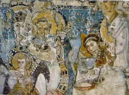 Gli affreschi di Santa Maria Antiqua: la parete palinsesto