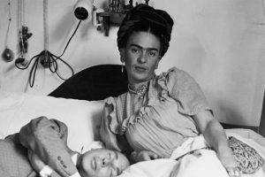 Le appassionate lettere di Frida a José Bartoli, l'amante segreto