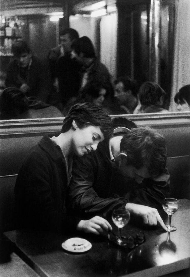 """Fotografia diGiuseppe Ungaretti: """"La tua luce"""". Con una fotografia di Christer Strömholm"""