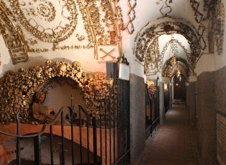 La Cripta dei Cappuccini di Roma: dalla morte all'arte