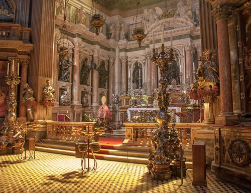 Tesori di Napoli: la Reale Cappella del tesoro di San Gennaro