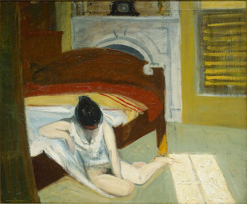 Summer Interior (1909) Whitney Museum of American Art