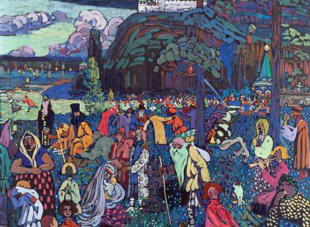 "Dentro l'opera: ""La vita variopinta"" (1907) di Wassilj Kandinskij"