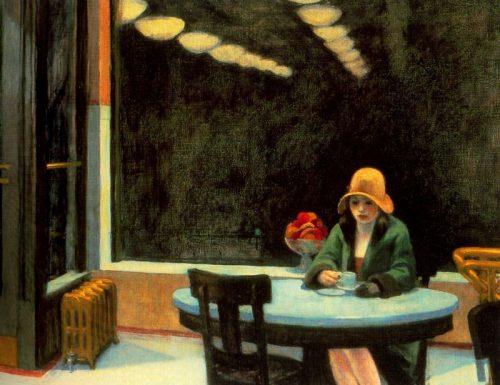 Edward Hopper: il teatro della solitudine