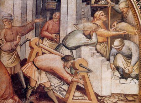 La Cattedrale e il cantiere medievale: microcosmo della società