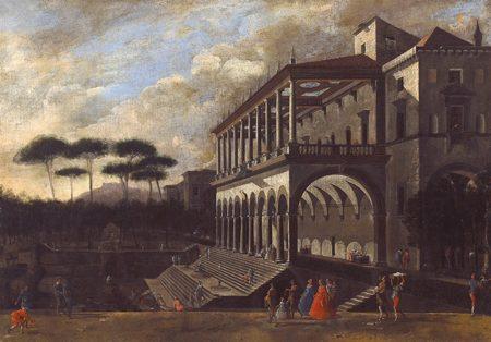 Tesori di Napoli: Villa di Poggioreale. Dallo sfarzo allo sfratto