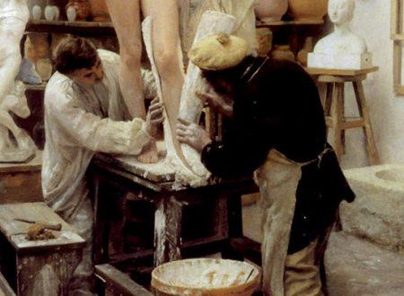 """Gesso, il calco dal vero: scultura """"a fior di pelle"""" talvolta mortale"""