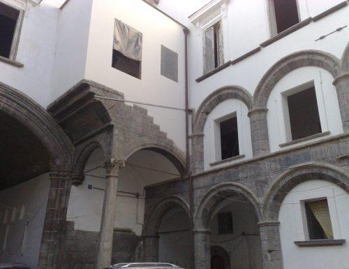 Tesori di Napoli: Palazzo Diomede Carafa